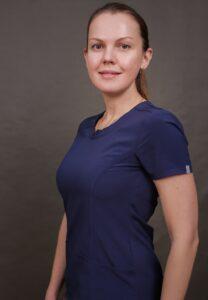Комарова Ирина Владимировна