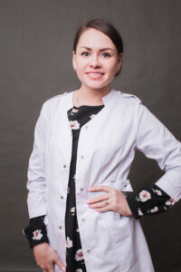 Александра Сергеевна Лоншакова