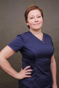 Плюснина Ольга Николаевна