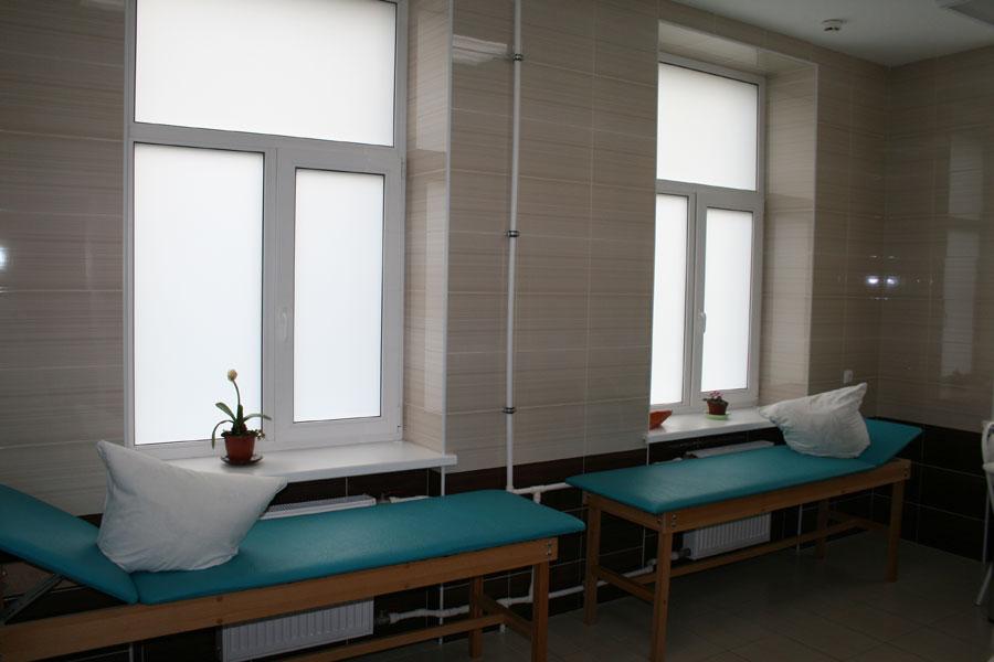 Кабинет озокеритотерапии