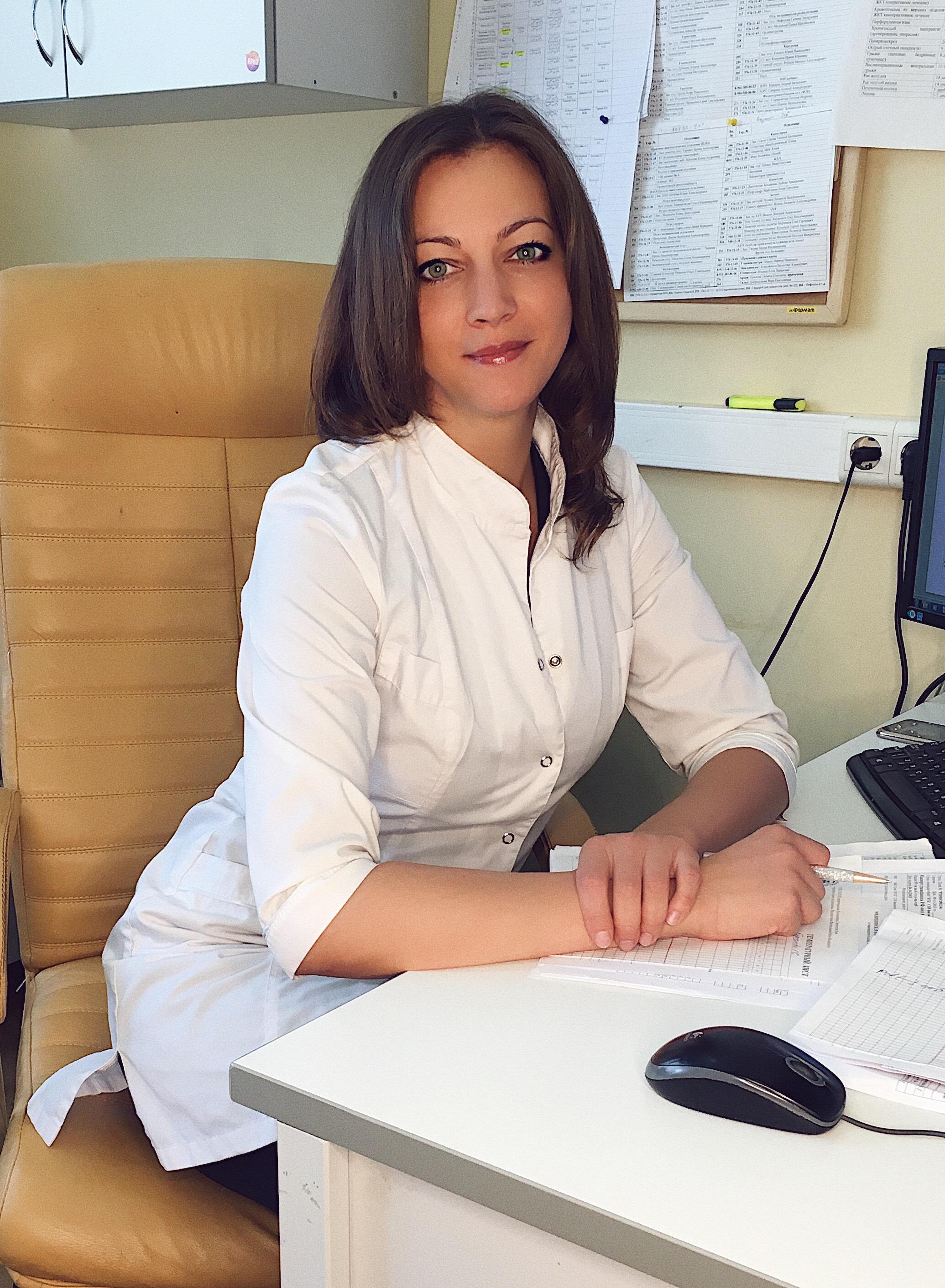 Дубровская Александра Борисовна