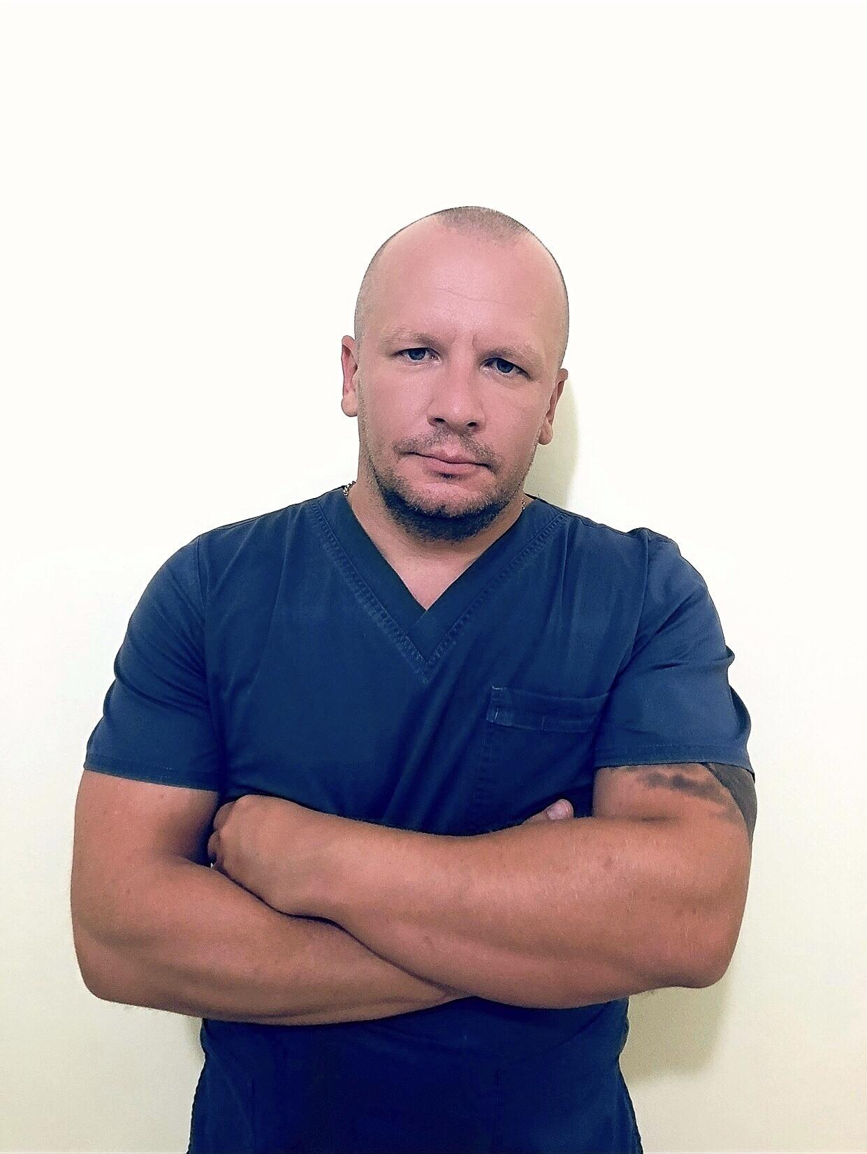 Крылов Михаил Сергеевич