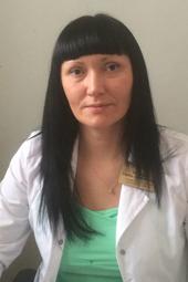 Пахомова Лариса Александровна