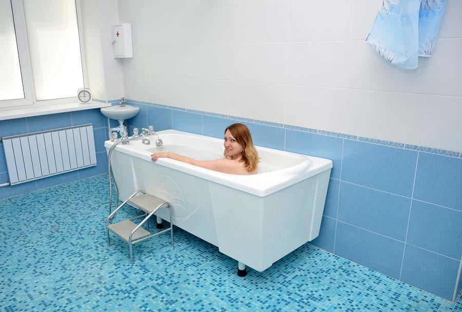 Лекарственные ванны