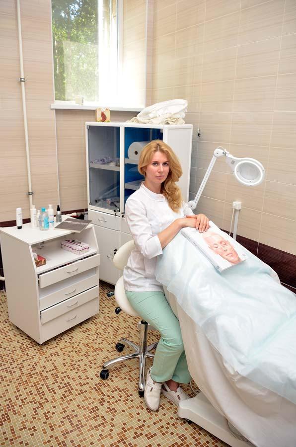 Процедурный косметологический кабинет