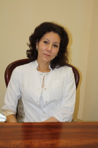 Тураханова Гульнора Тураевна